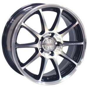 Купить RW (RACING WHEELS) H-422 BK-LRD R15 W6.5 PCD5x114.3 ET40 DIA73.1