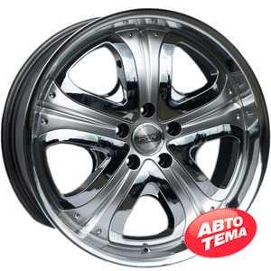 Купить RW (RACING WHEELS) H-382 HS/CW-D/P R20 W8.5 PCD5x130 ET45 DIA76.1