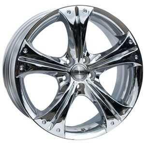 Купить RW (RACING WHEELS) H-253 Chrome R16 W7 PCD5x100 ET40 DIA73.1