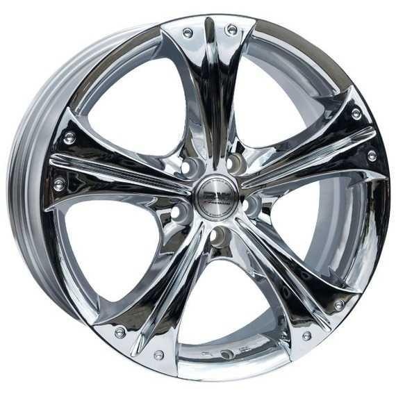 RW (RACING WHEELS) H-253 Chrome - Интернет магазин шин и дисков по минимальным ценам с доставкой по Украине TyreSale.com.ua
