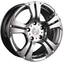 RW (RACING WHEELS) H-259 BK-F/P - Интернет магазин шин и дисков по минимальным ценам с доставкой по Украине TyreSale.com.ua