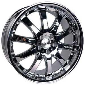 Купить RW (RACING WHEELS) H-332 (chrome) R18 W8 PCD5x112 ET45 DIA73.1