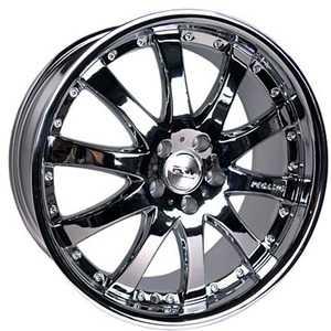 Купить RW (RACING WHEELS) H-332A Chrome R20 W8.5 PCD5x130 ET45 DIA71.6