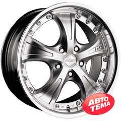 RW (RACING WHEELS) H-402 BK/FP - Интернет магазин шин и дисков по минимальным ценам с доставкой по Украине TyreSale.com.ua