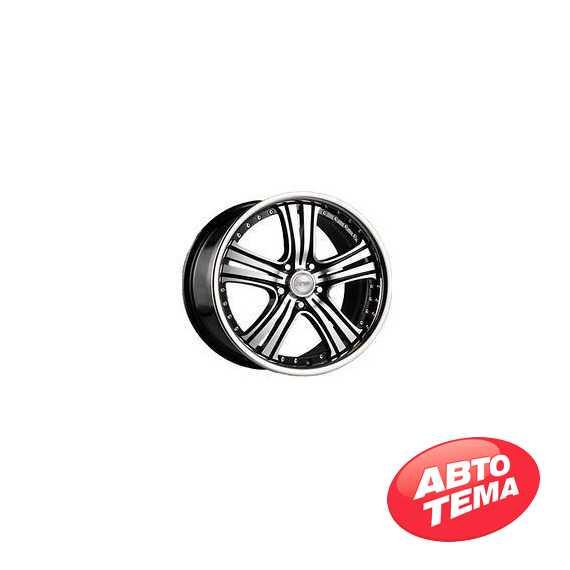 RW (RACING WHEELS) H-434 BK/FP - Интернет магазин шин и дисков по минимальным ценам с доставкой по Украине TyreSale.com.ua