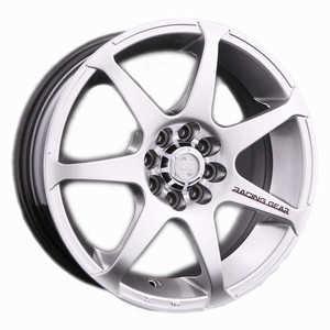Купить RW (RACING WHEELS) H-117 HS R13 W5.5 PCD4x98/100 ET38 DIA 67.1