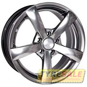 Купить RW (RACING WHEELS) H-337 HPT R14 W6 PCD4x98 ET38 DIA58.6