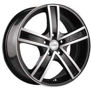 Купить RW (RACING WHEELS) H-412 BK/FP R14 W6 PCD4x98 ET38 DIA58.6