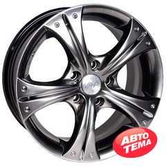 Купить RW (RACING WHEELS) H-253 HPT R13 W5.5 PCD4x98 ET38 DIA58.6