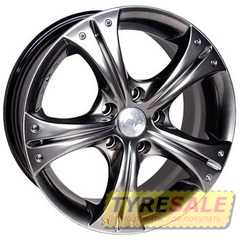 Купить RW (RACING WHEELS) H-253 HPT R13 W5.5 PCD4x98 ET38 DIA58.6