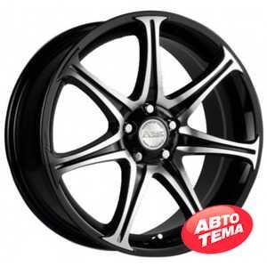 Купить RW (RACING WHEELS) H-134 BK-F/P R16 W7 PCD10x100/114 ET45 DIA73.1