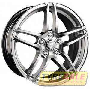 Купить RW (RACING WHEELS) H-109 HS R14 W6 PCD4x114.3 ET38 DIA67.1