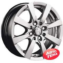 Купить RW (RACING WHEELS) H325 HS R14 W6 PCD4x100 ET38 DIA67.1
