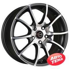 RW (RACING WHEELS) H-470 BK-F/P - Интернет магазин шин и дисков по минимальным ценам с доставкой по Украине TyreSale.com.ua