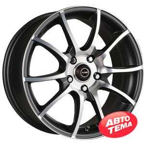 Купить RW (RACING WHEELS) H-470 BK-F/P R16 W7 PCD5x114.3 ET40 DIA67.1