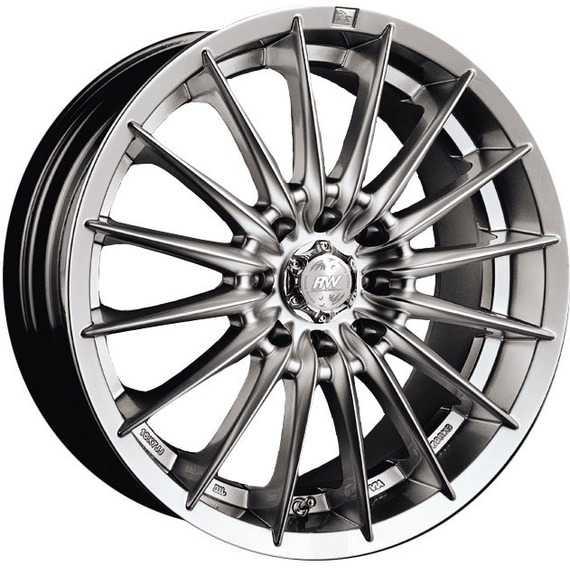 RW (RACING WHEELS) H-155 HPT - Интернет магазин шин и дисков по минимальным ценам с доставкой по Украине TyreSale.com.ua