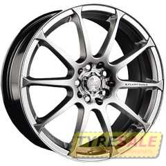 Купить RW (RACING WHEELS) H-158 HS R15 W6.5 PCD4x114.3 ET45 DIA67.1