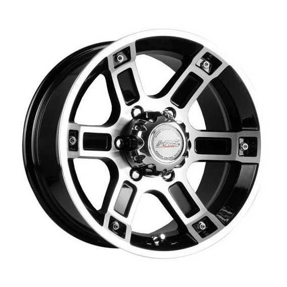 RW (RACING WHEELS) H-468 BK-F/P - Интернет магазин шин и дисков по минимальным ценам с доставкой по Украине TyreSale.com.ua