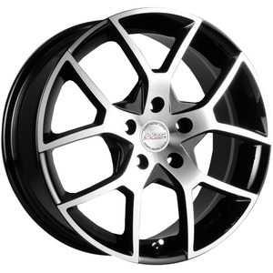 Купить RW (RACING WHEELS) H-466 BK-F/P R16 W7 PCD5x114.3 ET38 DIA67.1
