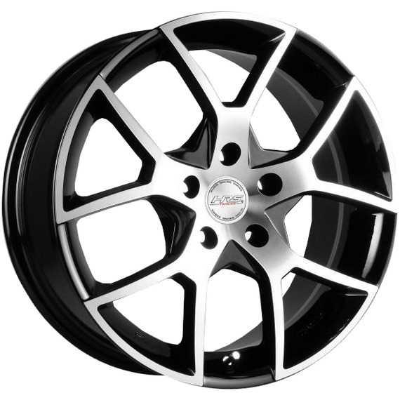 RW (RACING WHEELS) H-466 BK-F/P - Интернет магазин шин и дисков по минимальным ценам с доставкой по Украине TyreSale.com.ua