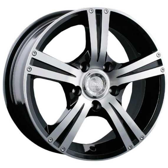 RW (RACING WHEELS) H-326 BK/FP - Интернет магазин шин и дисков по минимальным ценам с доставкой по Украине TyreSale.com.ua