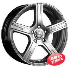RW (RACING WHEELS) H-372 BK-F/P - Интернет магазин шин и дисков по минимальным ценам с доставкой по Украине TyreSale.com.ua