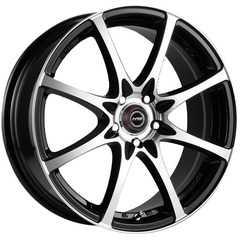 RW (RACING WHEELS) H-480 BK-F/P - Интернет магазин шин и дисков по минимальным ценам с доставкой по Украине TyreSale.com.ua
