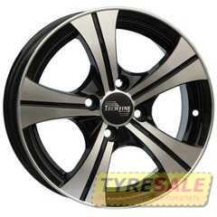 Купить TECHLINE 410 BD R14 W5.5 PCD4x100 ET43 DIA60.1