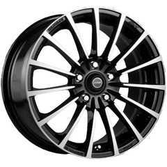 RW (RACING WHEELS) H-429 BK/FP - Интернет магазин шин и дисков по минимальным ценам с доставкой по Украине TyreSale.com.ua
