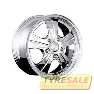 Купить RW (RACING WHEELS) H-611 CHROME R22 W9 PCD5x150 ET45 DIA110.2