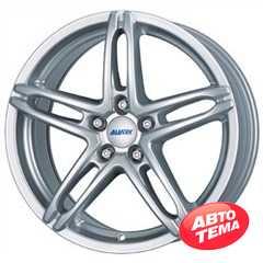 Купить ALUTEC Poison Silver R18 W8 PCD5x112 ET35 DIA70.1
