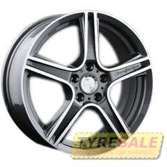 Купить RW (RACING WHEELS) H-315 GM/FP R16 W7 PCD5x114.3 ET40 DIA67.1