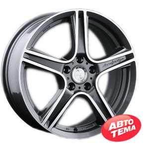 Купить RW (RACING WHEELS) H-315 GM/FP R16 W7 PCD5x114.3 ET40 DIA67.1