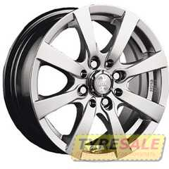 Купить RW (RACING WHEELS) H325 HS R13 W5.5 PCD4x98 ET38 DIA58.6