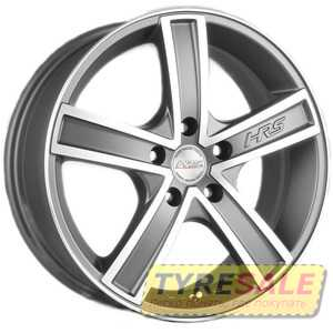 Купить RW (RACING WHEELS) H 412 DDNFP R18 PCD5x112 ET38 DIA67.1