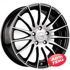 Купить RW (RACING WHEELS) H 428 BKFP R16 W7 PCD5x114.3 ET40 DIA67.1