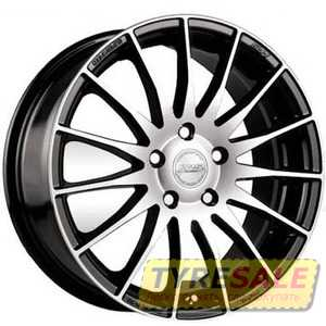 Купить RW (RACING WHEELS) H 428 BKFP R16 W7 PCD5x114.3 ET40 DIA67.1