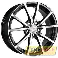 RW (RACING WHEELS) H501 BK F/P - Интернет магазин шин и дисков по минимальным ценам с доставкой по Украине TyreSale.com.ua