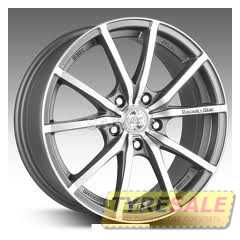 Купить RW (RACING WHEELS) H501 DDNF/P R17 W7 PCD5x114.3 ET45 DIA67.1