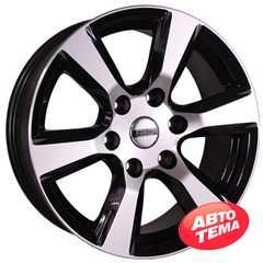 Купить TECHLINE 705 BD R17 W7.5 PCD6x139.7 ET25 DIA106.1