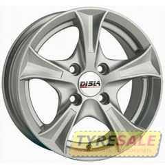Купить DISLA LUXURY 506 S R15 W6.5 PCD5x108 ET35 DIA67.1