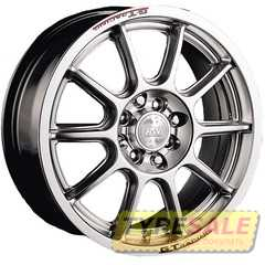 Купить RW (RACING WHEELS) H133 HS R14 W6 PCD4x100 ET35 DIA67.1