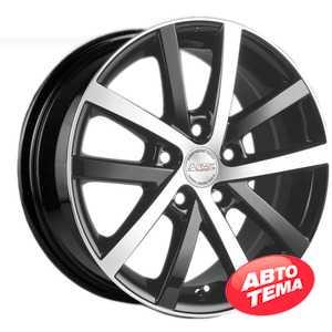 Купить RW (RACING WHEELS) H-565 BK F/P R16 W7 PCD4x114.3 ET42 DIA73.1