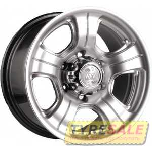 Купить RW (RACING WHEELS) H-338 HPT R18 W8 PCD6x139.7 ET20 DIA110.5