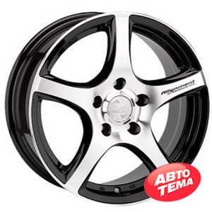 Купить RW (RACING WHEELS) H531 BKFP R15 W6.5 PCD4x114.3 ET40 DIA67.1