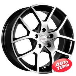 Купить RW (RACING WHEELS) H466 DBF/P R14 W6 PCD4x100 ET35 DIA67.1