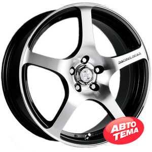 Купить RW (RACING WHEELS) H531 BKF/P R16 W7 PCD5x114.3 ET40 DIA67.1