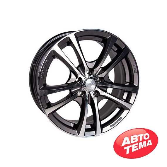 RW (RACING WHEELS) H346 GMF/P - Интернет магазин шин и дисков по минимальным ценам с доставкой по Украине TyreSale.com.ua