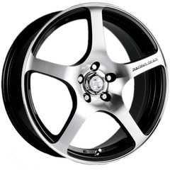 Купить RW (RACING WHEELS) H531 BKF/P R15 W6.5 PCD4x100 ET40 DIA67.1