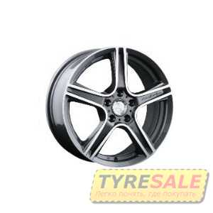 Купить RW (RACING WHEELS) H 315 GM F/P R17 W7 PCD5x108 ET52.5 DIA63.4